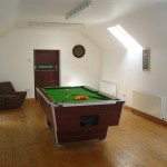 Lakeview Lodge Games Room