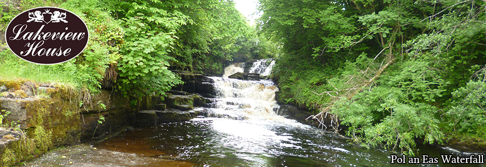 Pol an Eas Waterfall, Leitrim